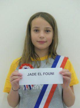 Jade EL FOUNI