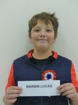 Lucas BARBIN