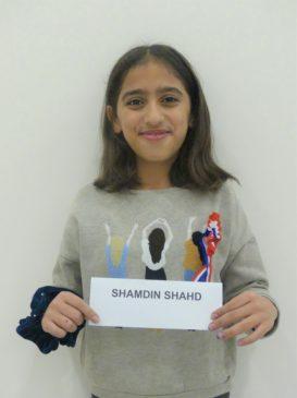 Shahd SHAMDIN