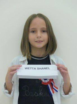 Shanel WETTA