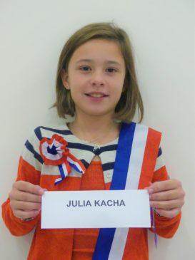 Julia KACHA